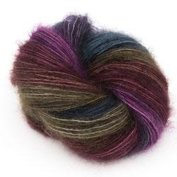 Moonbroch Dark Pride Rainbow Mini Skeins