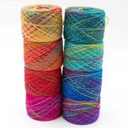 Pride Rainbows Self Striping Sock Yarn