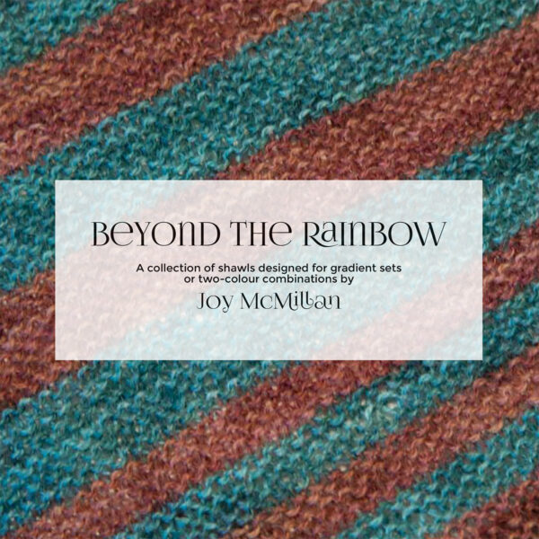 Beyond The Rainbow Pattern Booklet Cover