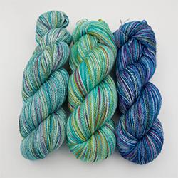 Rainbow Splodge Yarns – New Colours