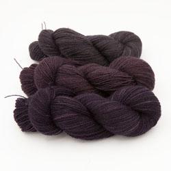 New One Farm Yarn Colours – Dark Shades