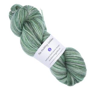 yarndale 2021 yarn in the moors (shades of green)) colourway